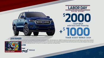 Ford Labor Day Sales Event TV Spot, 'Make Your Move' [T2] - Thumbnail 7