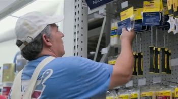 Lowe's Labor Day Savings TV Spot, 'Paint and Stains' - Thumbnail 6