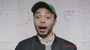 Keeps Labor Day Sale TV Spot, 'No More Covering Up' - Thumbnail 2