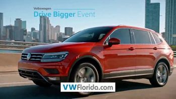 Volkswagen Drive Bigger Event TV Spot, 'Bigger Than Ever Before' [T2] - Thumbnail 5