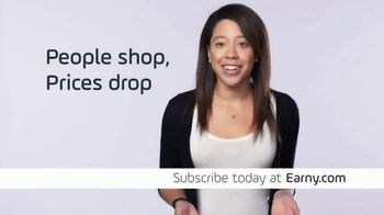 Earny TV Spot, 'People Shop, Prices Drop'