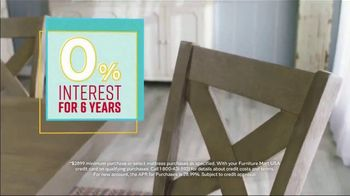 Ashley HomeStore Labor Day Sale TV Spot, 'Wrap Up Summer: 40% Off' Song by Midnight Riot - Thumbnail 4