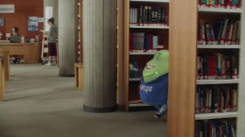 Mucinex DM TV Spot, 'Library' - Thumbnail 1