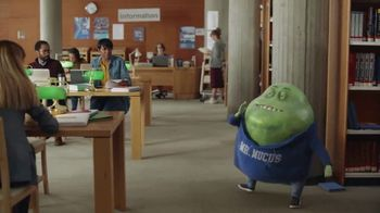 Mucinex DM TV Spot, 'Library' - Thumbnail 2