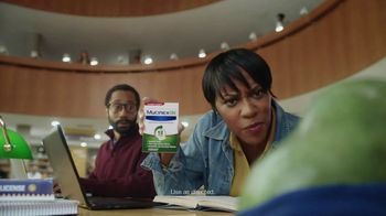 Mucinex DM TV Spot, 'Library' - Thumbnail 4