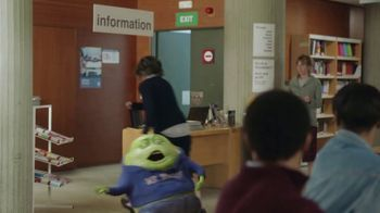 Mucinex DM TV Spot, 'Library'