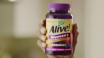 Nature's Way Alive! TV Spot, 'Thrive' - Thumbnail 4