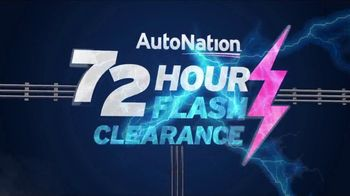 AutoNation 72 Hour Flash Clearance TV Spot, 'Labor Day: 2019 Silverado 1500' - Thumbnail 2