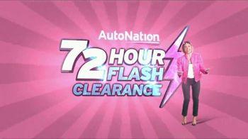 AutoNation 72 Hour Flash Clearance TV Spot, 'Labor Day: 2019 Silverado 1500' - 2 commercial airings