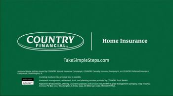 Country Financial TV Spot, 'Bill and Kim' - Thumbnail 9