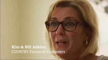 Country Financial TV Spot, 'Bill and Kim'