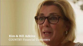 Country Financial TV Spot, 'Bill and Kim' - Thumbnail 2