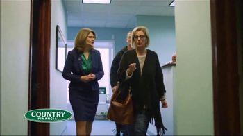 Country Financial TV Spot, 'Bill and Kim' - Thumbnail 3