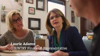 Country Financial TV Spot, 'Bill and Kim' - Thumbnail 4
