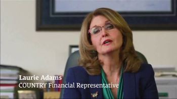 Country Financial TV Spot, 'Bill and Kim' - Thumbnail 5