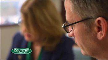 Country Financial TV Spot, 'Bill and Kim' - Thumbnail 6