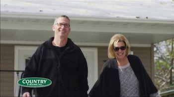Country Financial TV Spot, 'Bill and Kim' - Thumbnail 7