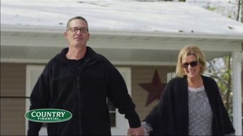 Country Financial TV Spot, 'Bill and Kim' - Thumbnail 8
