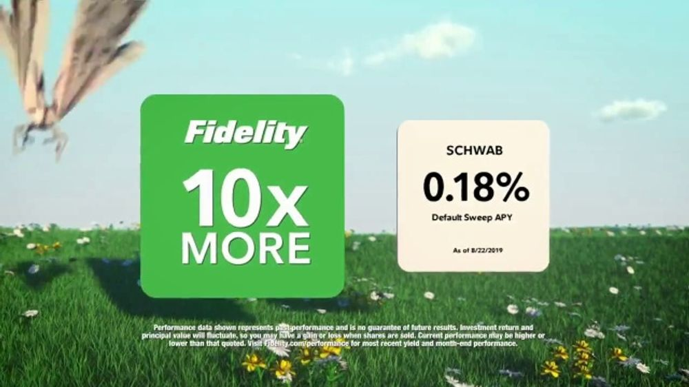 Fidelity Investments TV Commercial, 'Butterfly' - Video
