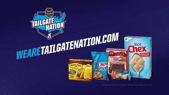 General Mills TV Spot, 'Tailgate Nation Recipes' - Thumbnail 9
