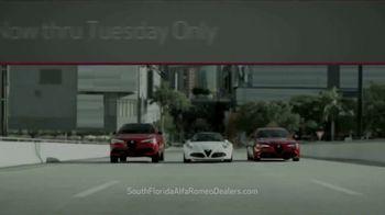 Alfa Romeo Labor Day Model Year-End Sale TV Spot, 'Final Days' [T2] - Thumbnail 1