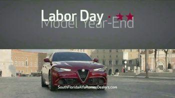 Alfa Romeo Labor Day Model Year-End Sale TV Spot, 'Final Days' [T2] - Thumbnail 2