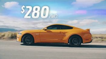 2019 Ford Mustang TV Spot, 'Ruling the Road' [T2] - Thumbnail 8