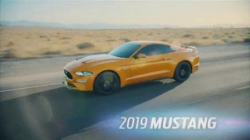 2019 Ford Mustang TV Spot, 'Ruling the Road' [T2] - Thumbnail 4