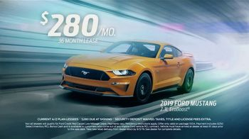 2019 Ford Mustang TV Spot, 'Ruling the Road' [T2] - Thumbnail 5
