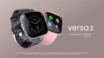 Fitbit Versa 2 TV Spot, 'Alexa & Fitness Tracking' - Thumbnail 6