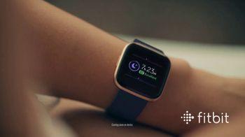 Fitbit Versa 2 TV Spot, 'Alexa & Sleep Score' - Thumbnail 1