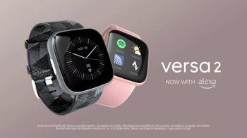 Fitbit Versa 2 TV Spot, 'Alexa & Sleep Score' - Thumbnail 7