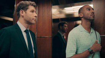 Fitbit Versa 2 TV Spot, 'Elevator: Battery'