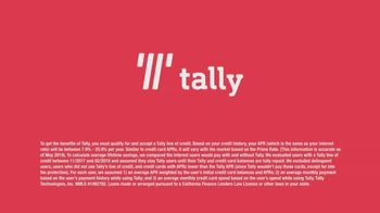 Tally TV Spot, 'Back of Your Mind' - Thumbnail 5