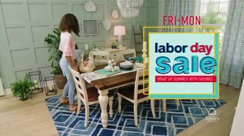 Ashley HomeStore Labor Day Sale TV Spot, 'Doorbusters: Dining Set' Song by Midnight Riot - Thumbnail 2