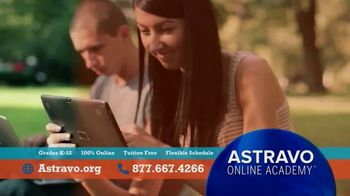 Astravo Online Academy TV Spot, 'Online K-12 School'