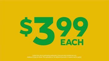 Subway $3.99 Sub of the Day TV Spot, 'Make It Count: Chicken Teriyaki, Turkey and Italian BMT' - Thumbnail 6