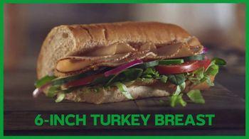 Subway $3.99 Sub of the Day TV Spot, 'Make It Count: Chicken Teriyaki, Turkey and Italian BMT' - Thumbnail 8
