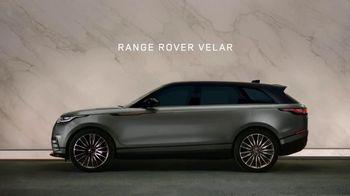 2019 Range Rover Velar TV Spot, 'Respect' [T2] - Thumbnail 8