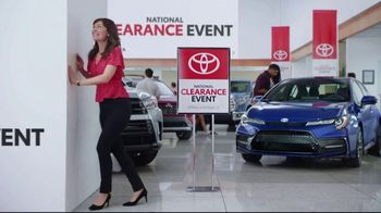 Toyota National Clearance Event TV Spot, 'Final Days: 2019s' [T2] - 14 commercial airings