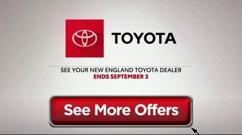 Toyota National Clearance Event TV Spot, 'Final Days: 2019s' [T2] - Thumbnail 8