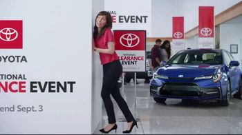 Toyota National Clearance Event TV Spot, 'Final Days: 2019s' [T2] - Thumbnail 4