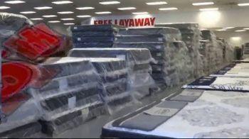 American Freight TV Spot, 'Mattress Sets: $49 Each Piece' - Thumbnail 1