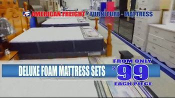 American Freight TV Spot, 'Mattress Sets: $49 Each Piece' - Thumbnail 4