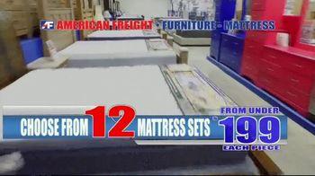 American Freight TV Spot, 'Mattress Sets: $49 Each Piece' - Thumbnail 5