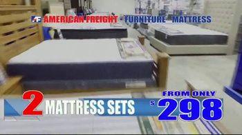 American Freight TV Spot, 'Mattress Sets: $49 Each Piece' - Thumbnail 6