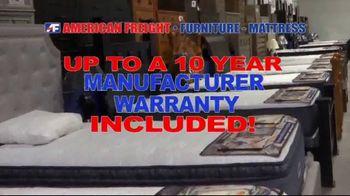 American Freight TV Spot, 'Mattress Sets: $49 Each Piece' - Thumbnail 8