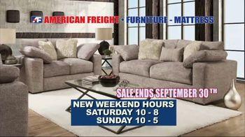 American Freight Multi-Million Dollar Furniture Buyout TV Spot, 'Take It Home Today' - Thumbnail 6