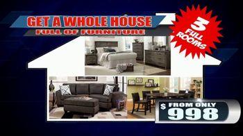 American Freight Multi-Million Dollar Furniture Buyout TV Spot, 'Take It Home Today' - Thumbnail 4