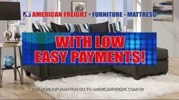 American Freight Multi-Million Dollar Furniture Buyout TV Spot, 'Take It Home Today' - Thumbnail 5